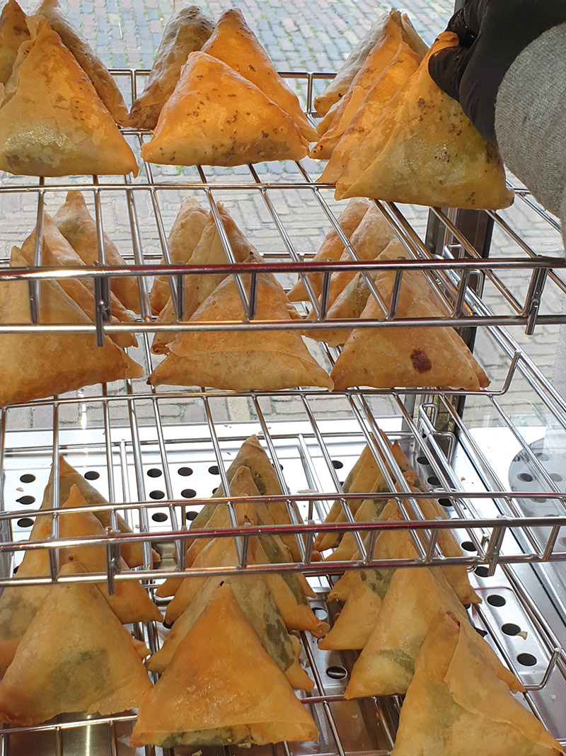 Our 3 Tasty Samosa Flavours